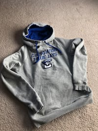 New Creighton hoodie women medium