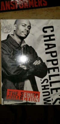 Dave Chappelle Entire Series DVD Set  Chicago, 60601