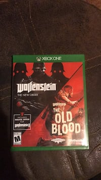 The First and Second Wolfenstein Filley, 68357