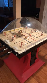 white and brown foosball table Medfield, 02052