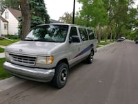 Ford club wagon 5.8l 1996.  Edmonton, T5M 2M9
