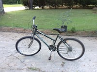 black and gray hardtail mountain bike Kennesaw, 30144