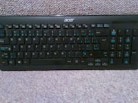 No usb Receiver Acer Wireless Keyboard London