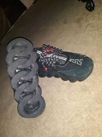 Chain Reaction Shoes