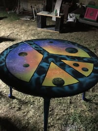 Painted table Lawton, 73507