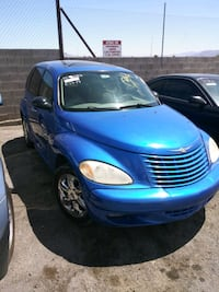 2004 - Chrysler - PT Cruiser Las Vegas