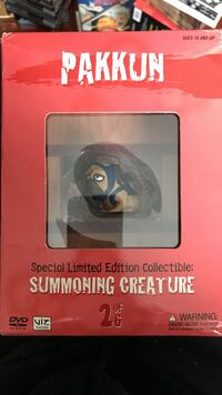 Pakkun special limited summoning creature 2 of 6