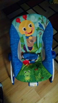 Baby chair barely used