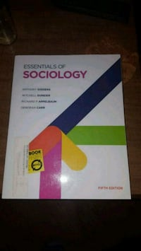 Essentials of Sociology 5th edition textbook Arlington, 22205