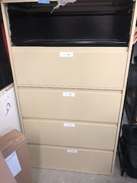 Two Office Filing Cabinets NORFOLK