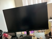 "LG 27GL850 27"" Monitor QHD Nano Ips 144hz 3-side LED"