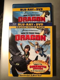 How To Train Your Dragon Blu Ray DVD  Portland, 97201