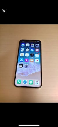 iPhone X 256gb Whitewright, 75491