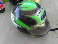 Helmet needs cleaning been in shed 6.00