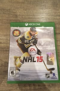 Selling nhl 15 for xbox one