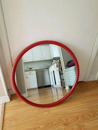 "25"" round mirror/ frame can be painted Mississauga, L5L 1H2"