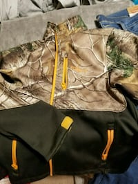 Youth Small Camo jacket Grand Junction, 81504