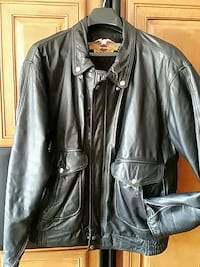 Harley Davidson mens leather jacket Schererville, 46375