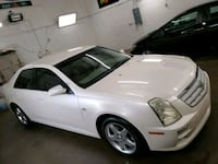 Cadillac - STS - 2005 53 km