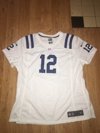 Andrew Luck Nike Women Colts jersey Columbus, 31904