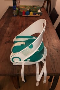 Summer Foldable baby booster seat with tray