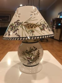 Lenox Etchings Candle Lamp Chicago, 60643