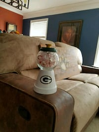 Green Bay gumball/candy holder  Columbia, 29212