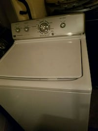 white top-load clothes washer Temple Hills, 20748