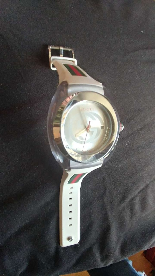 b77b29736d6 Used Authentic men s Swiss Gucci watch pre-owned for sale in Lansdowne -  letgo