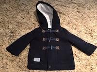 EUC winter coat, French brand, size 6-9 months (only worn twice), extremely warm Vancouver, V5N