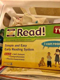Your baby can read Fairfax, 22031