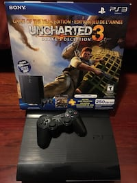 Sony PlayStation 4 like new in box with one controller