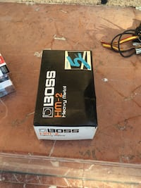 Boss pedal heavy metal Alicante, 03540