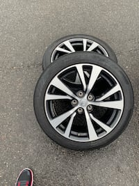 2016 maxima rims and tires Alexandria, 22306