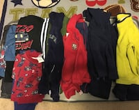 Boys 24 month clothing: 7 matching sets