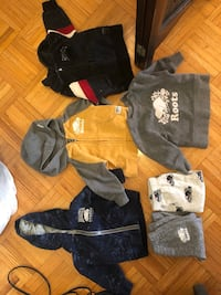 Boys roots clothing 3-6 months lot Mississauga, L4X 1T1
