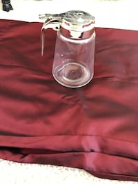 clear glass beer mug with lid Peoria