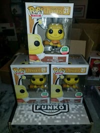 Buzz exclusive funko pops $90 EACH  Toronto, M1L 2T3