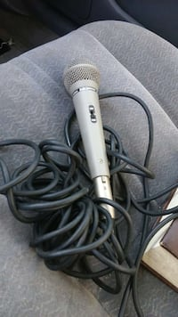 Audio Spectrum dual impedence microphone