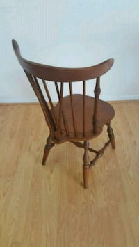 Old fashioned wingback kitchen chair Virginia Beach