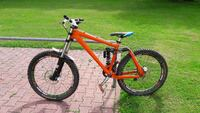 Custom Full Suspension Fahrrad MTB Mountain Bike Frankfurt am Main, 60320
