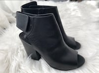 BRAND NEW RUDSAK REAL LEATHER OPEN TOES HEELS SIZE 7 Laval, H7P 1Z7