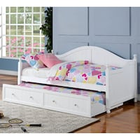 Coaster Home Furnishings 300053 Daybed, White - $375 Missouri City