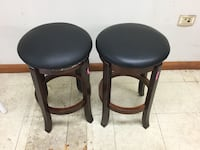 "Wisome 24"" counter stool set of 6  New Lenox"