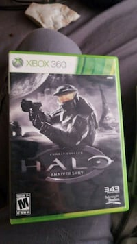 Xbox One Halo 5 game case St. George, 84790