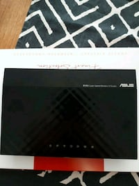 Asus RT-N12 super speed wireless N router