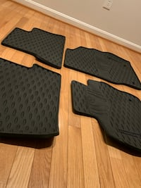 2010 Mazda 3 - All Weather Floor Mats. Centreville, 20121