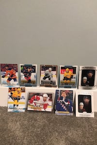Upper deck 19-20 series 1 rookie cards and others. Surrey, V3S 1Y5