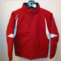 NEW: Kewl YOUTH MEDIUM hockey jacket regular $110.
