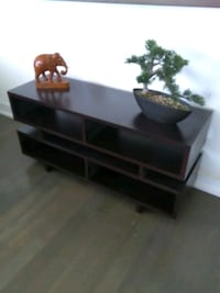 Decorative table for TV